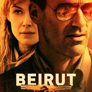 """Poster for the movie """"Beirut"""""""