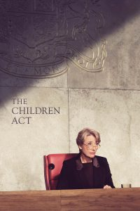 """Poster for the movie """"The Children Act"""""""