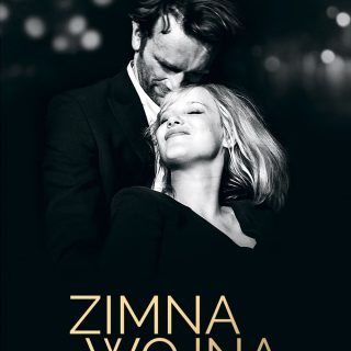 "Poster for the movie ""Zimna wojna"""
