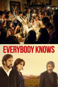 """Poster for the movie """"Everybody Knows"""""""