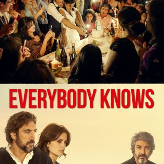 "Poster for the movie ""Everybody Knows"""