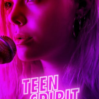"Poster for the movie ""Teen Spirit"""