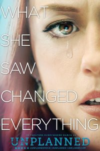 """Poster for the movie """"Unplanned"""""""