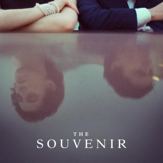 "Poster for the movie ""The Souvenir"""