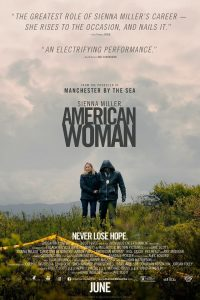 "Poster for the movie ""American Woman"""