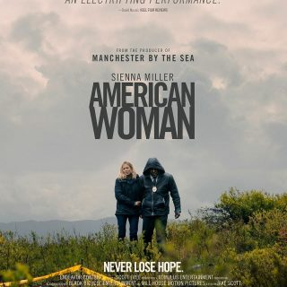 """Poster for the movie """"American Woman"""""""
