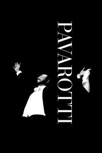 "Poster for the movie ""Pavarotti"""