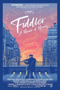 """Poster for the movie """"Fiddler: A Miracle of Miracles"""""""
