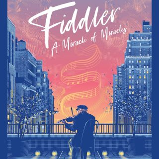 "Poster for the movie ""Fiddler: A Miracle of Miracles"""