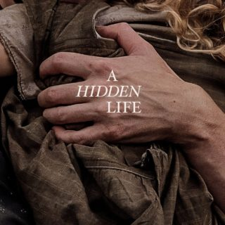 "Poster for the movie ""A Hidden Life"""