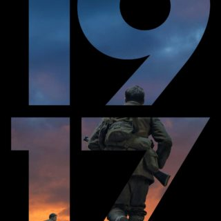 """Poster for the movie """"1917"""""""