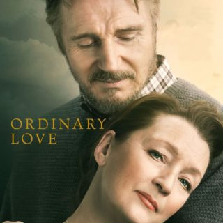 "Poster for the movie ""Ordinary Love"""