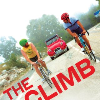 "Poster for the movie ""The Climb"""