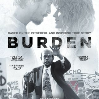 "Poster for the movie ""Burden"""