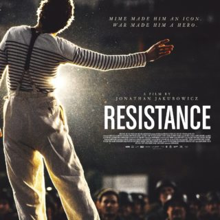 "Poster for the movie ""Resistance"""