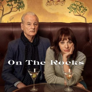 "Poster for the movie ""On the Rocks"""