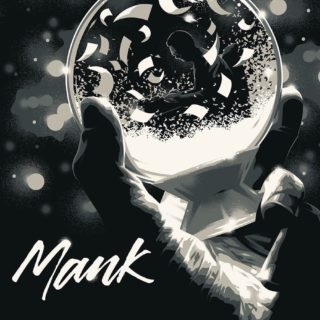 "Poster for the movie ""Mank"""