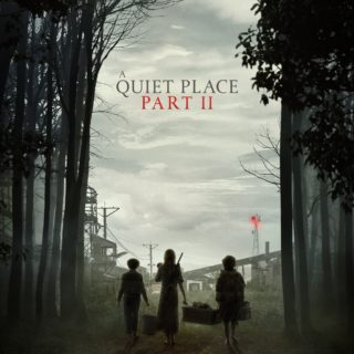 """Poster for the movie """"A Quiet Place Part II"""""""
