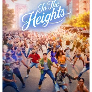 """Poster for the movie """"In The Heights"""""""