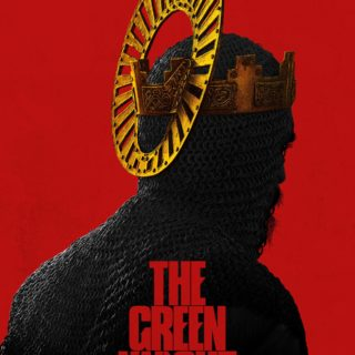 """Poster for the movie """"The Green Knight"""""""