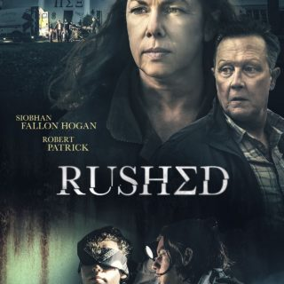 """Poster for the movie """"Rushed"""""""