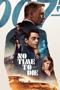 """Poster for the movie """"No Time to Die"""""""