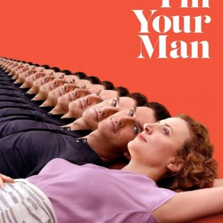 """Poster for the movie """"I'm Your Man"""""""