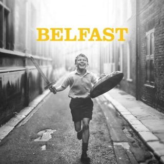 """Poster for the movie """"Belfast"""""""